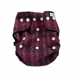 Ubin 100% Wool Nappy Cover v2